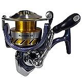 Daiwa RG3000H-AB-CP Regal Airbail Spinning Reel, 5.6: 1 Gear Ratio, 9 Bearings, Ambidextrous, Clam Package