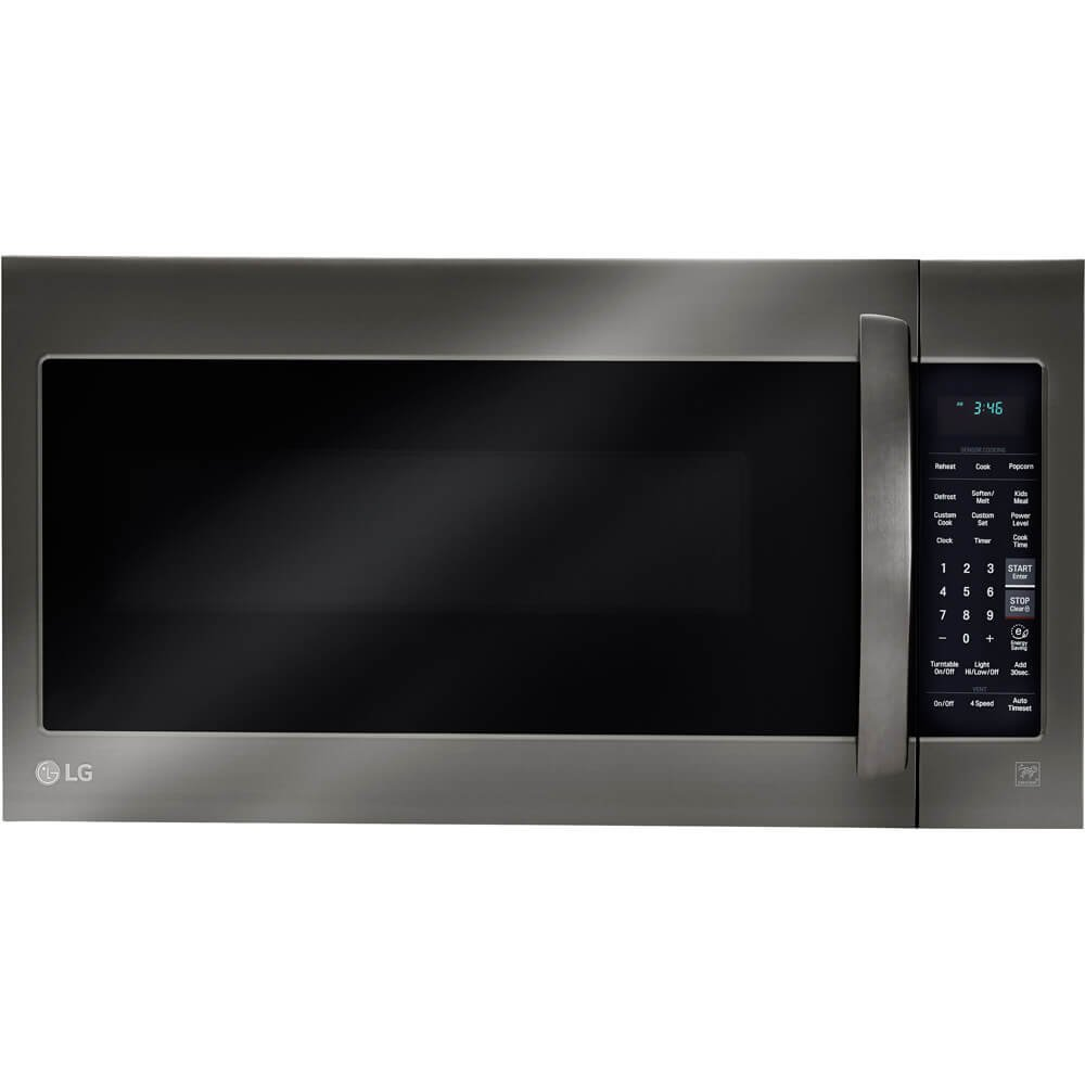 2 0 Cu Ft 1200w Countertop Microwave Oven With Truecook