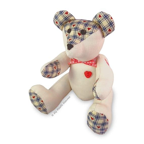 Soft Toy Schnittmuster unabhängigen 9 Zoll), Design Teddy Bär Bear ...