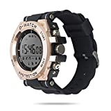 Fitness Trackers, Heart Rate Monitor Tracker Step Counter Sleep Monitor Fitness Watch, GPS