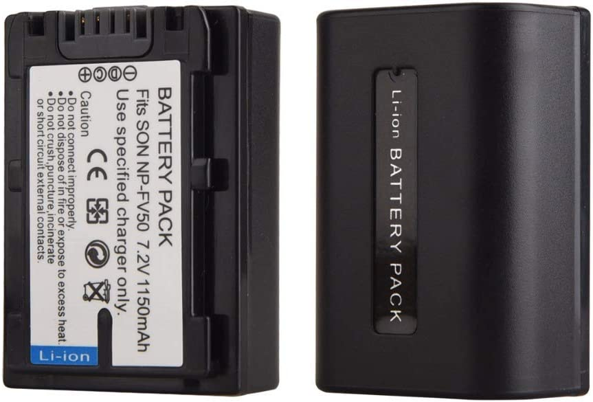 LCD USB Battery Charger for Sony HDR-CX700V HDR-CX760V HDR-CX720V HDR-CX900 Handycam Camcorder HDR-CX740 HDR-CX730