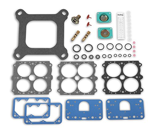 Holley 37-1549 Ultra HP Carburetor Kit - Heads Holley Cylinder