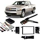 Amazon.com: Fits Chevy Impala 2000-2005 Double DIN Stereo ... on