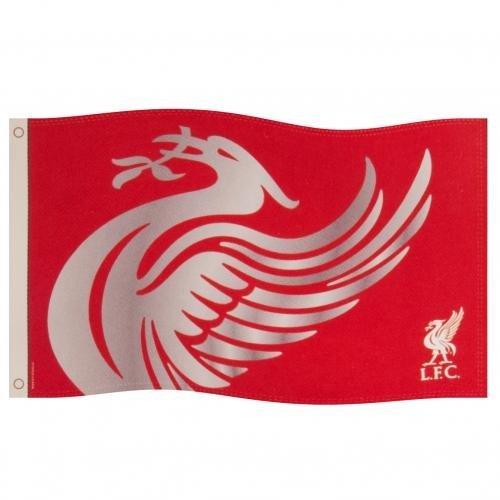 Liverpool Team React Flag