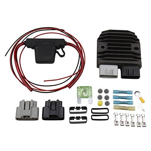 big 3 alternator wire kit - 4