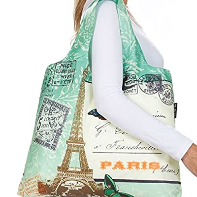 Envirosax Omnisax Paris Travel Bag