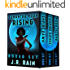 Samantha Moon Rising: Including Books 5, 6, and 7 in the Vampire for Hire Series
