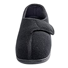 Adjustable Easy Touch Closure Slipper