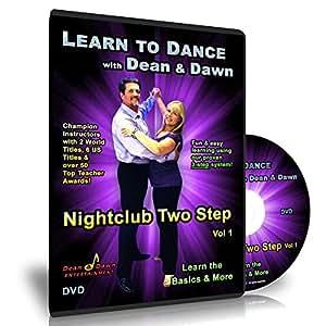 Nightclub Two Step Vol 1 - Learn the Basics & More (Night Club Dance Lessons DVD)