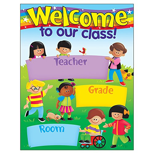 - Trend Enterprises Inc. Welcome Trend Kids Learning Chart, 17