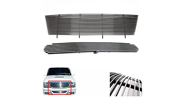 FITS 1998-2000 Toyota Tacoma Grill Grille Guard Push Bar SS