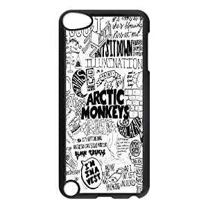 Arctic Monkeys music rock band series protective case cover FOR Ipod Touch 5 c-UEY-s73867