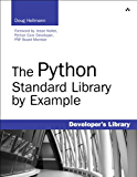 HELLMANN: PYTH STAND LIB BY EXAM _p1 (Developer's Library)