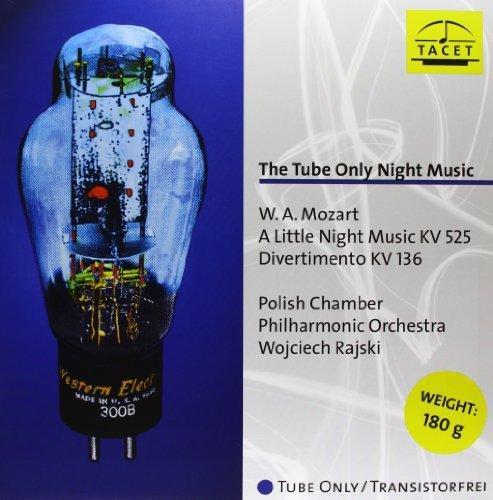 MOZART / POLNISCHE KAMMERPHILHARMONIE - TUBE ONLY NIGHT MUSIC