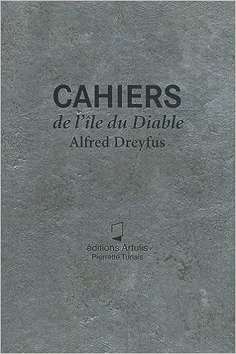 Lire Cahiers de l'ile du Diable pdf, epub