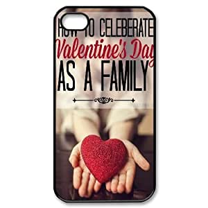 lovey Valentine's day CUSTOM Case Cover for iPhone 4,4S LMc-53600 at LaiMc hjbrhga1544