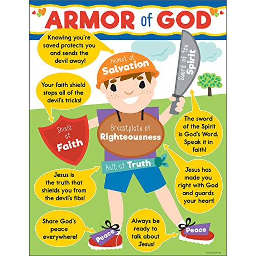 Armor of God Object Lesson - Our Journey Westward