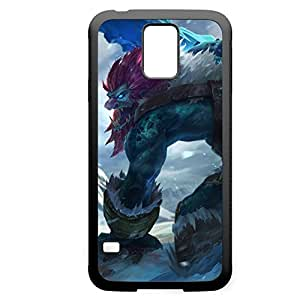Trundle-001 League of Legends LoL For Case Samsung Note 4 Cover - Hard Black