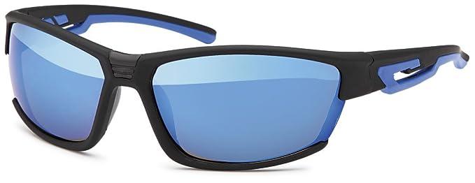 Emeco - Gafas de sol - para hombre BLAU-20007: Amazon.es ...