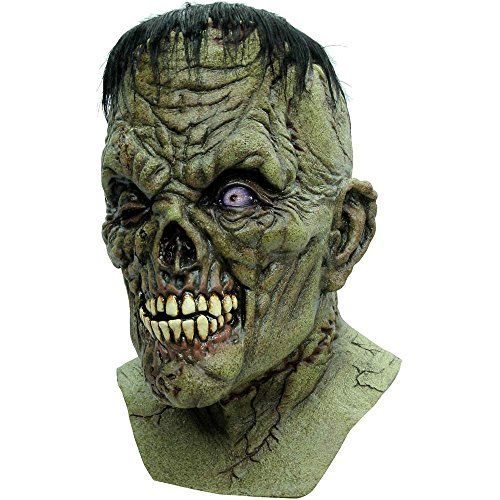 Mask Head Zombie The Monster ()
