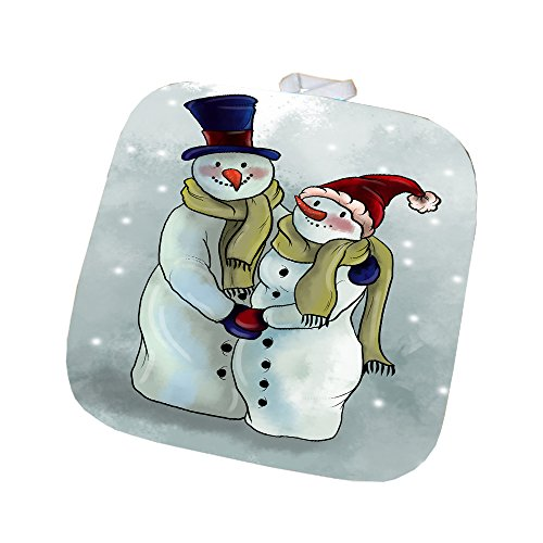 Merry Christmas Happy Holiday Pot Holder D416