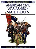 American Civil War Armies: No.3 (Men-at-arms) by Philip Katcher (25-Sep-1986) Paperback