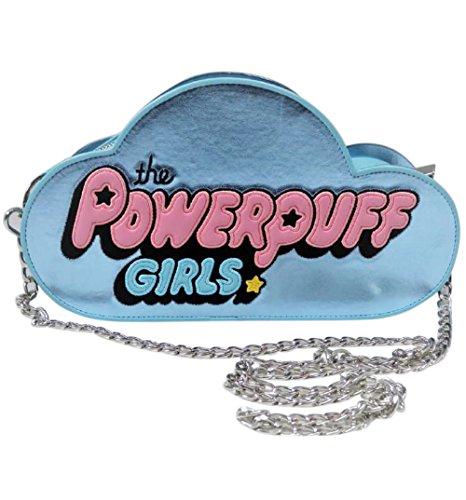 Borsa a tracolla Logo metallico di Powerpuff Girls