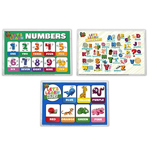 Disposable Placemats Baby Phd Educational