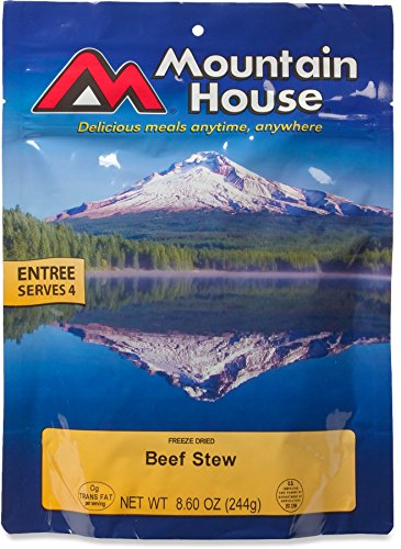 Mountain House, Beef Stew (5 Servings)
