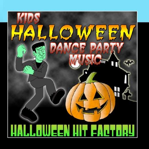 Kids Halloween Dance Party Music -