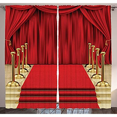 Designs For Stage Curtains Amazon Com