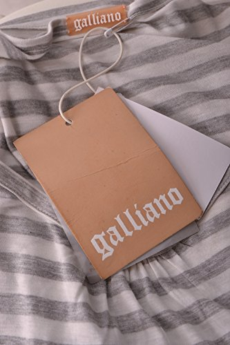 Galliano Top Donna MCBI130080O Viscosa Grigio