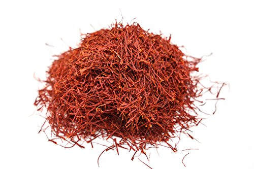 Persian Saffron Threads by Slofoodgroup Premium Quality Saffron Threads, All Red Saffron Filaments (various sizes) Grade I Saffron (1 Gram Saffron) by Slofoodgroup (Image #5)