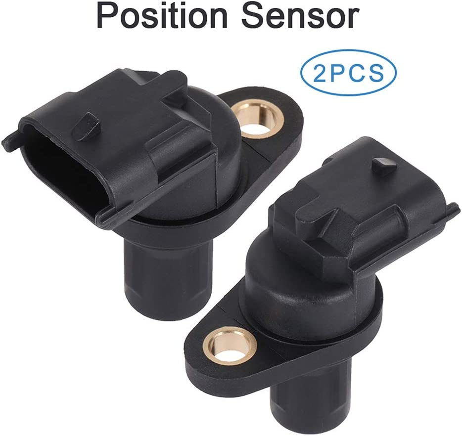 ECCPP 2PCS Camshaft Position Sensor Fit For 2006-2007 Mercedes-Benz C230 2006-2007 Mercedes-Benz C280 2008-2012 Mercedes-Benz C300 2006-2011 Mercedes-Benz C350 CPS Sensor