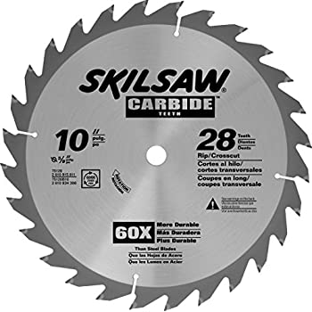 Skil 75128 carbide tipped 28 tooth circular saw blade 10 skil 75128 carbide tipped 28 tooth circular saw blade 10 greentooth Gallery