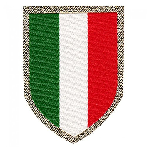 Official Scudetto Patch 2015-16 + 2016-17 Juventus Football Shirt Badge Serie A Soccer Jersey Toppa TIM Italian ()