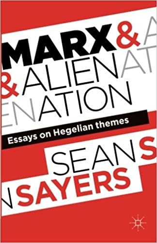 marx and alienation essay Marx's theory of alienation has to do with the separation of things that logically belong together according to marx, alienation is a universal result of capitalism marx's theory of alienation is based upon his observation that, within the capitalist mode of production, workers consistently lose.