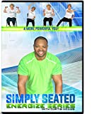 CHAIR EXERCISE DVD FOR SENIORS- Simply Seated is an invigorating Total Body Chair Workout. Warm up,...