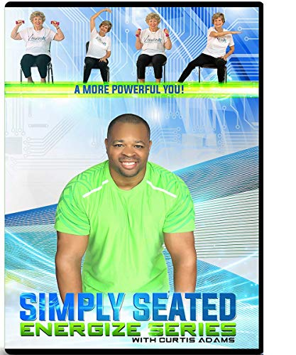 Chair Exercise DVD for