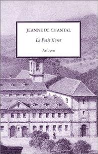 Le Petit livret par Jeanne de  Chantal
