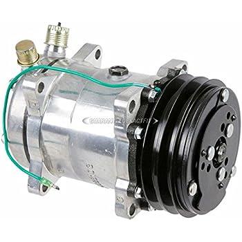 Amazon com: Bestauto AC Compressor SD508 Sanden Style Air