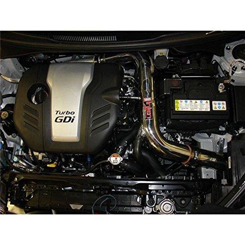 Injen 13 Hyundai Veloster Turbo 1.6L 4 cilindros Turbo GDI pulido frío toma de aire (sp1341p): Amazon.es: Coche y moto