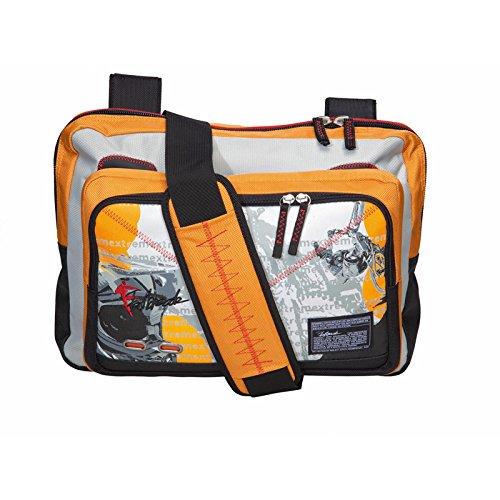 Fastbreak Messenger L BMX Schultertasche Schultasche