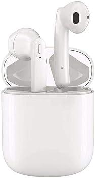 Wuse Noise Cancelling Waterproof Wireless Sports Earbuds