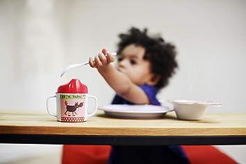 cuill/ère chaperon rouge m/élamine sevrage premier repas Set repas bol plat