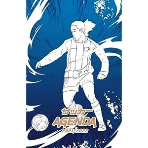 Agenda 2021 - 2022: Agenda scolaire Foot Manga | Organisateur journalier pour collège et lycée 3
