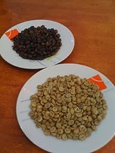 Bulk Arabica Green Coffee Beans Grade A 1kg (2.2 lbs)