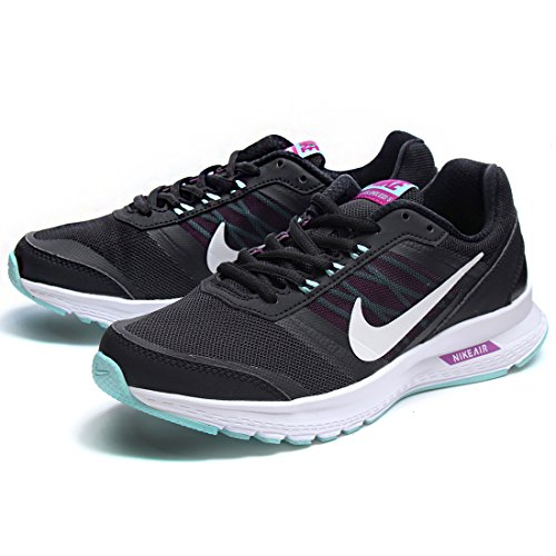 807099 Trail Nike 1 Chaussures Noir Femme 001 Eu 38 De RCx1w