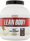 Labrada Nutrition – Lean Body Protein Meal Replacement Shake, Whey Protein Powder for Muscle Growth and Recovery, Vanilla, 4.63-LB Tub Review