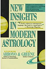 New Insights in Modern Astrology Capa comum
